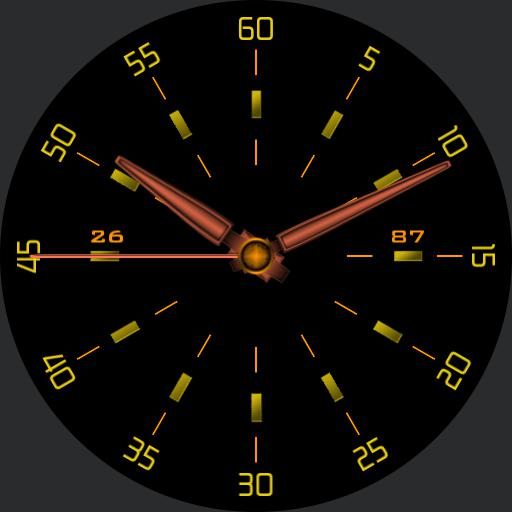 6 faces switch analog Automatic