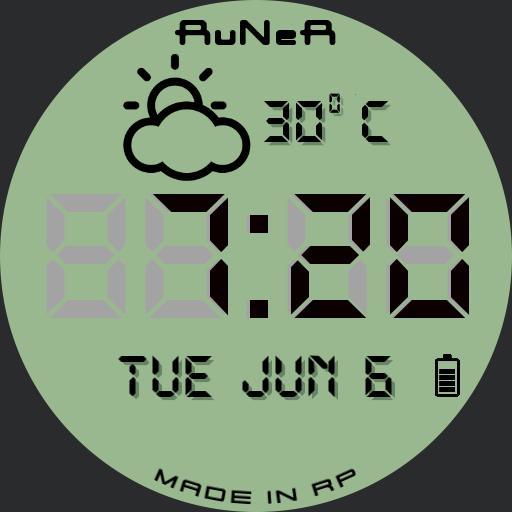 Runer Classic LCD V1.0r