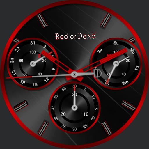 Red or Dead Sport