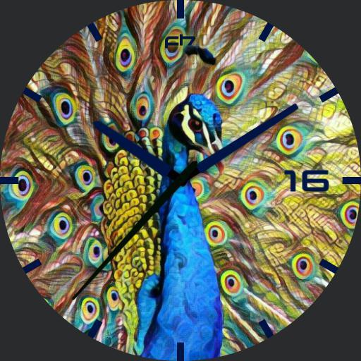 Prisma Peacock