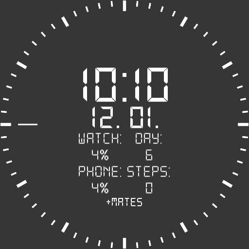 My style - watch face