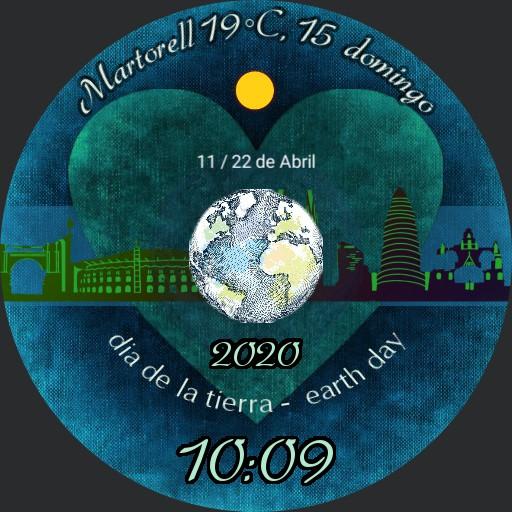 Dia de la Tierra 2020