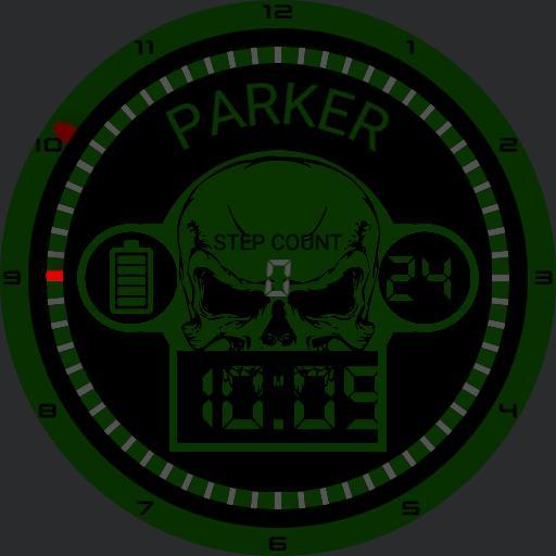 _parker skull