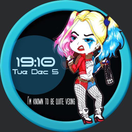 Harley Quinn for Jessie