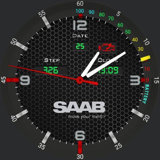 SAAB chrono vol.1