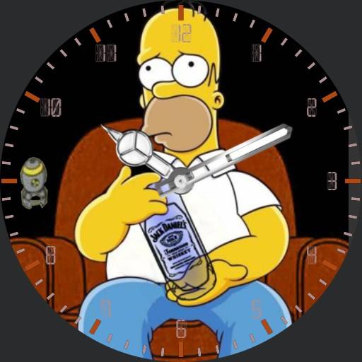 Whisky Homer