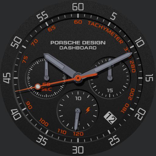 porsche design dashboard 2