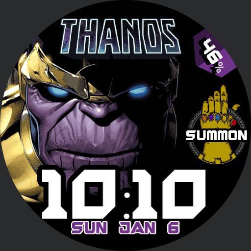 Thanos Watches
