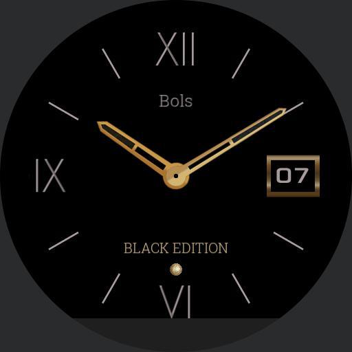 Black Tie  Copy