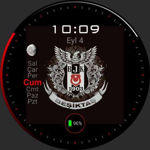 BJK watch