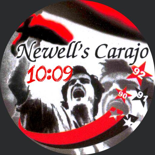 Newells Carajo by Cooleo