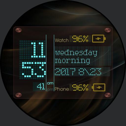 Glass LCD 2.0.1 Retro