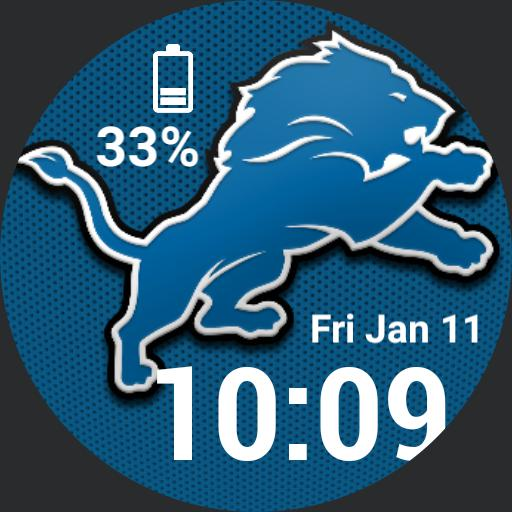 DETROIT LIONS DIGITAL BEST