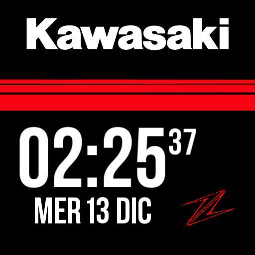 Kawasaki Z watch