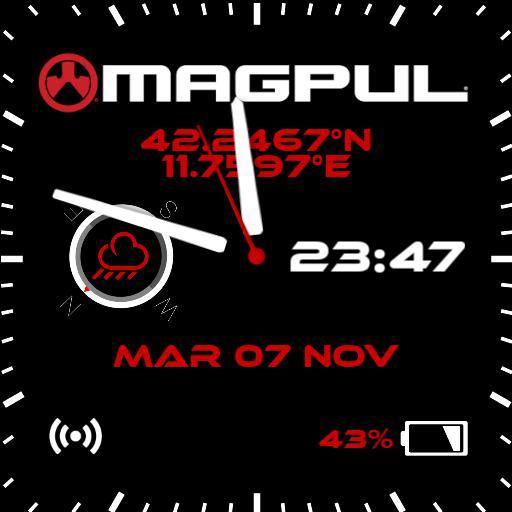 Magpul watch