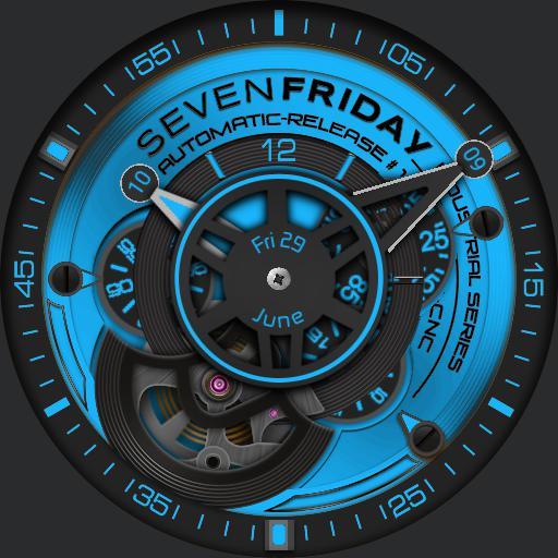 Sevenfriday G Copy
