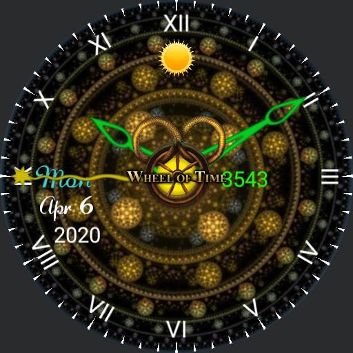 Wheel Of Time II