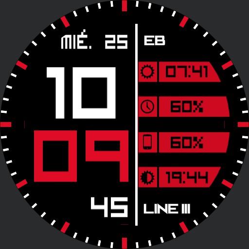 EB LINE III