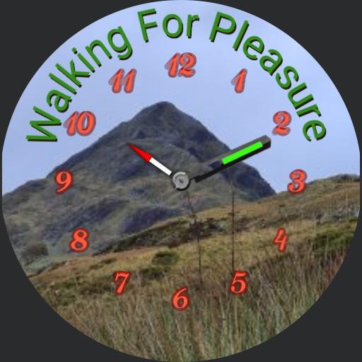 Walking For Pleasure