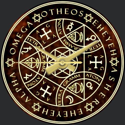 Frazer Seal of Solomon