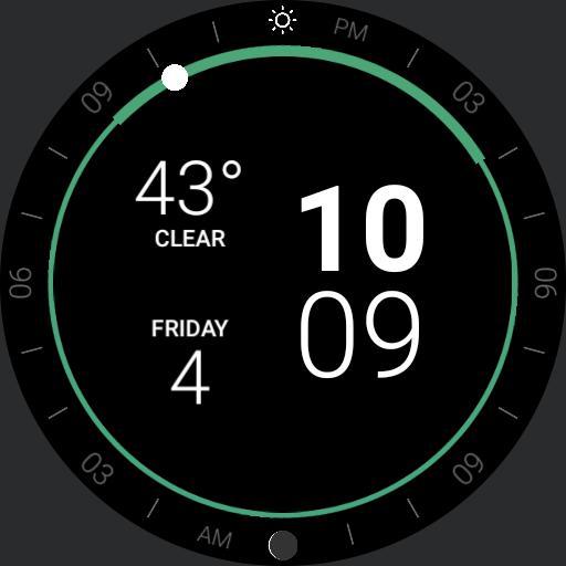 Dayenite Watch