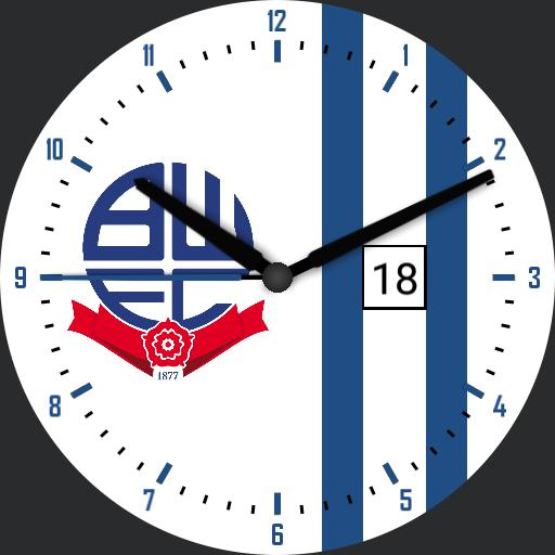 Bolton Wanderers Clean