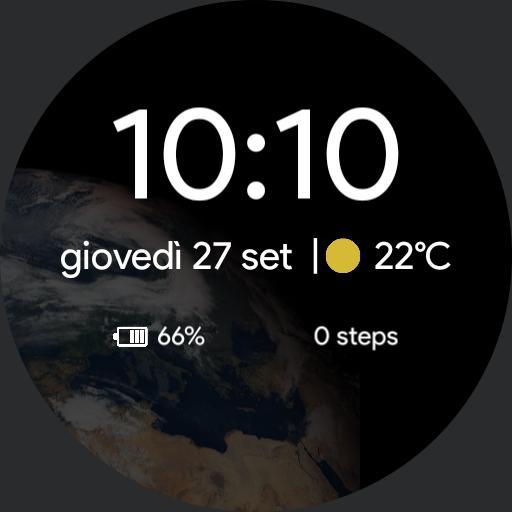 Pixel Watch 12h
