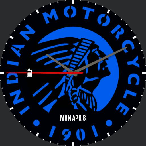 Indian Motorcycle Watch 4