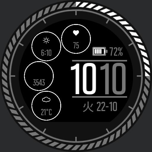 Tactical digital watch Copy