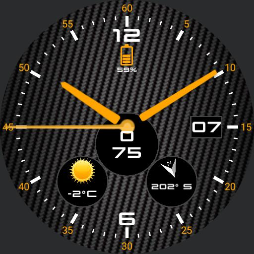 Sport Chrono Orange