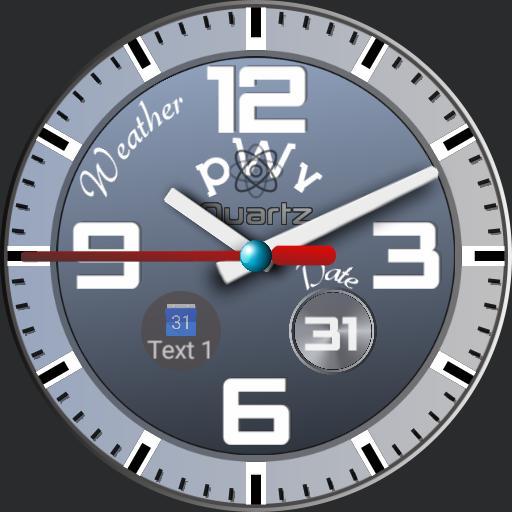 pWv SmarthWatch  Design