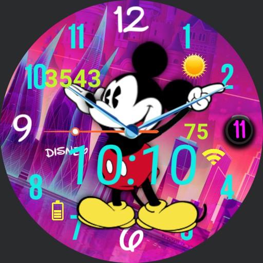 Mickey Mouse no dim Copy