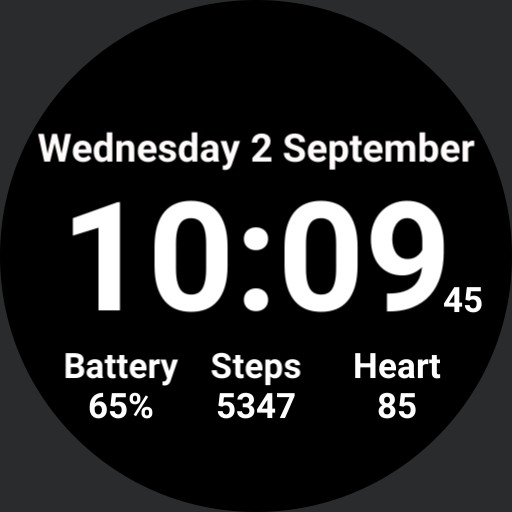 Simple Watch Face #2