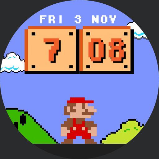Mario Pebble
