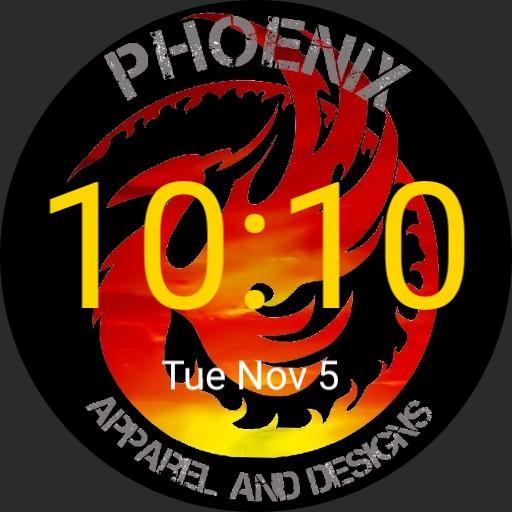 Phoenix Apparel and designs