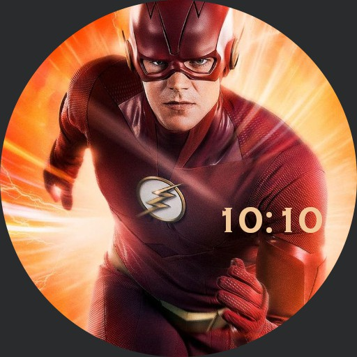 The Flash - by Klaatu