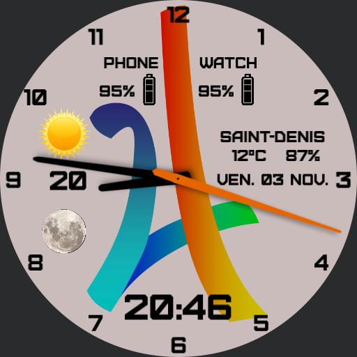 Montre JOSE 2024 PARIS