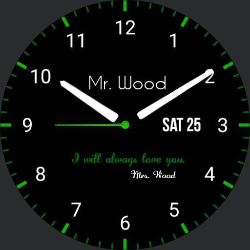 Mr. Wood Green
