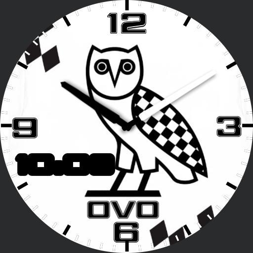 ovo white race owl