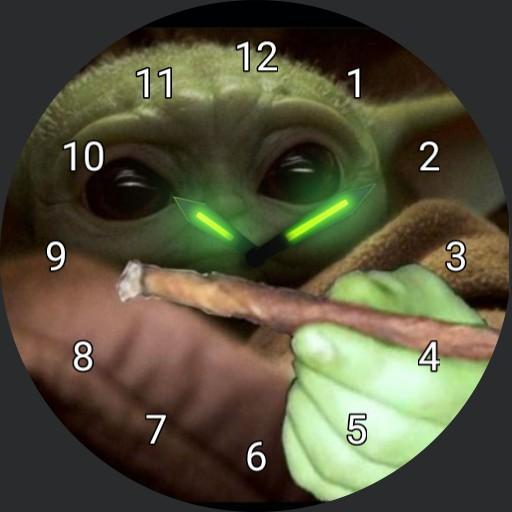 Baby Yoda 420