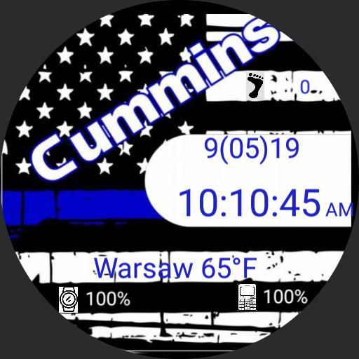 Cummins Blue Line