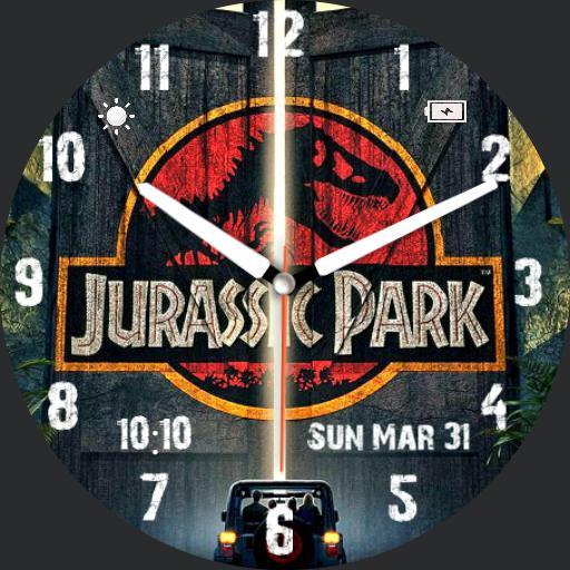 Jurassic park 12h
