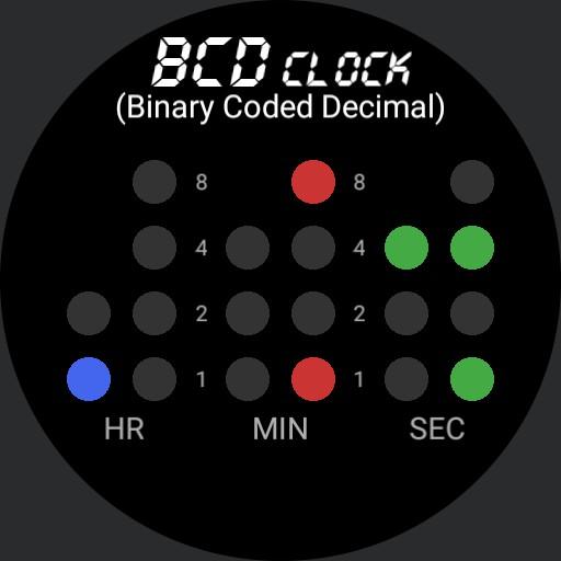 BCD watch v 1.5