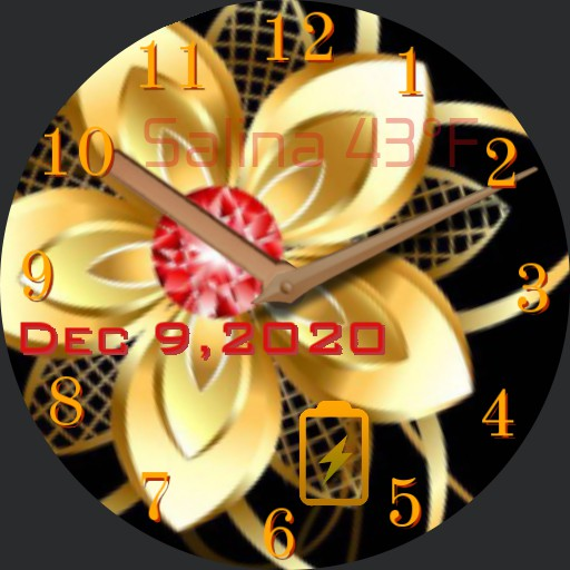 flower of time