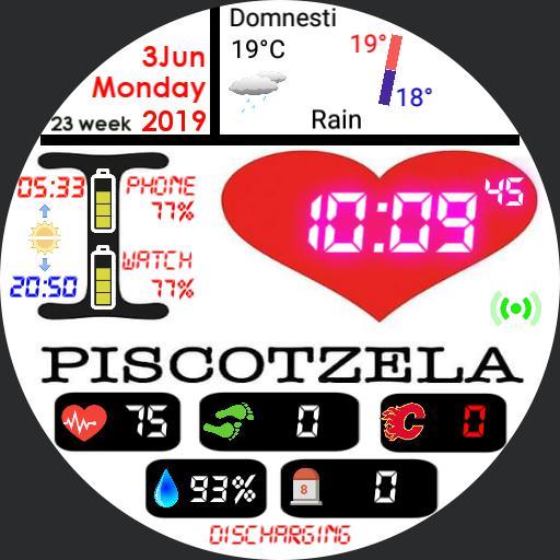 I love Piscotzela