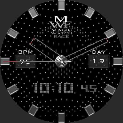 MAGIC WATCH FACE ONE