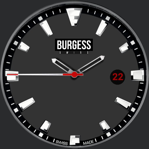 BURGESS Swiss 3