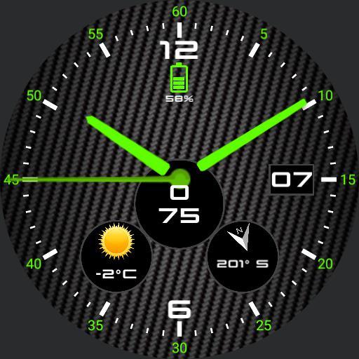 Sport Chrono Green