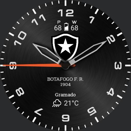 Botafogo Metal Watch 1