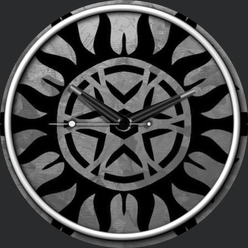 Patterned kaleidoscope